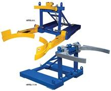 FORK MOUNTED POLY DRUM HANDLER