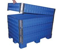 MULTI-HEIGHT CONTAINER
